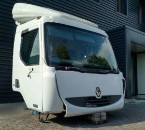 Кабина Renault Midlum