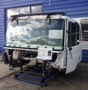 Кабина Scania CP16
