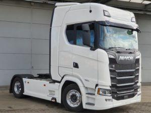 Кабина Scania CS20