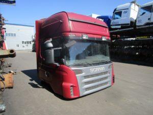 Кабина Scania СR19T