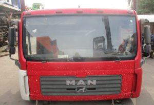 Кабина MAN TGA F99/L34